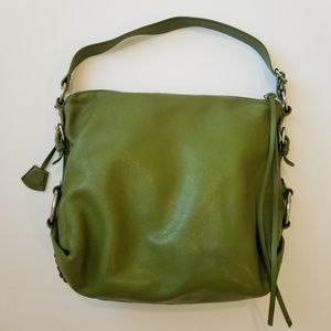 Green Banana Republic Hobo Bag Purse